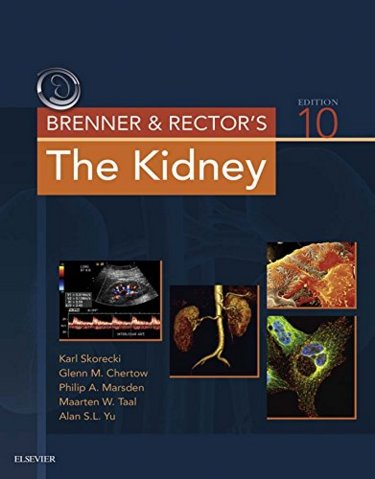 Brenner and Rectors The Kidney. 2 Volume Set. Text with Access Code (Expert Consult) Cover Image