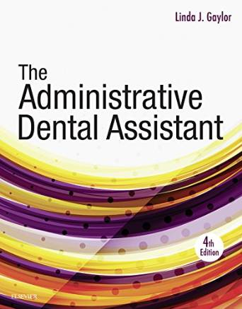 Administrative Dental Assistant Cover Image
