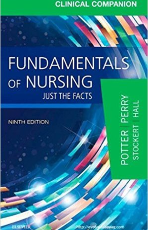 Clinical Companion for Fundamentals of Nursing: Just the Facts Cover Image