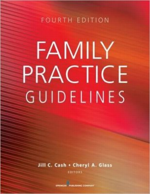 Family Practice Guidelines. Text with Access Code Cover Image