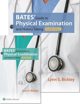 Bickley Pocket Guide 8e & Guide to Physical Examination and History Taking 12e Package. Cover Image