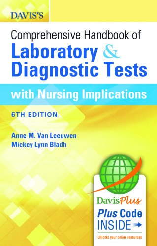 Daviss Comprehensive Handbook of Laboratory & Diagnostic Tests Package. Includes Lab Handbook, Drug Guide and Tabers Cyclopedic Medical Dictionary Cover Image