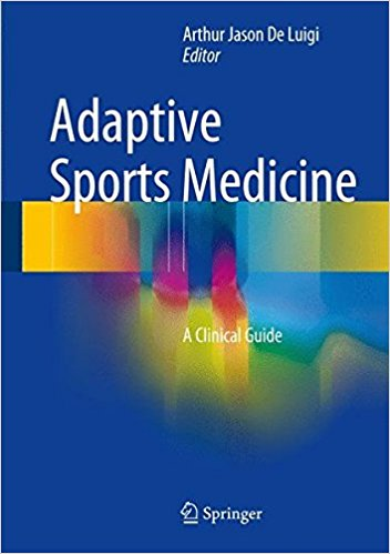 Adaptive Sports Medicine: A Clinical Guide Cover Image