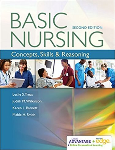 Basic Nursing: Thinking, Doing, and Caring. Text with Access Code Cover Image
