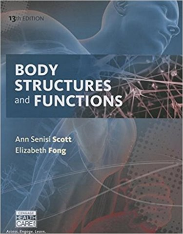 Body Structures and Functions Cover Image