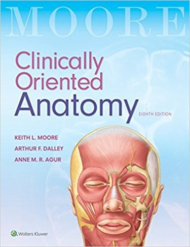Clinically Oriented Anatomy. Text with Access Code Cover Image