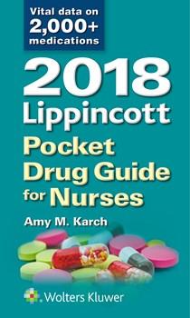 2018 Lippincott Pocket Drug Guide for Nurses Cover Image