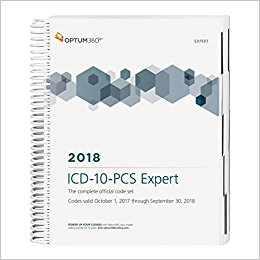 ICD-10-PCS Expert 2018 Cover Image