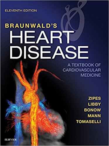 Braunwalds Heart Disease: A Textbook of Cardiovascular Medicine. Single Volume. Text with Access Code (Expert Code) Cover Image