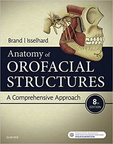 Anatomy of Orofacial Structures: A Comprehensive Approach Cover Image