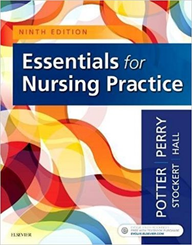 Essentials for Nursing Practice. Text with Access Code Cover Image