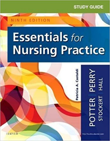 Study Guide for Essentials for Nursing Practice Cover Image