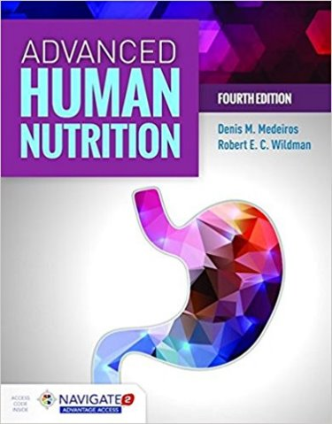 Advanced Human Nutrition. Text with Access Code Cover Image