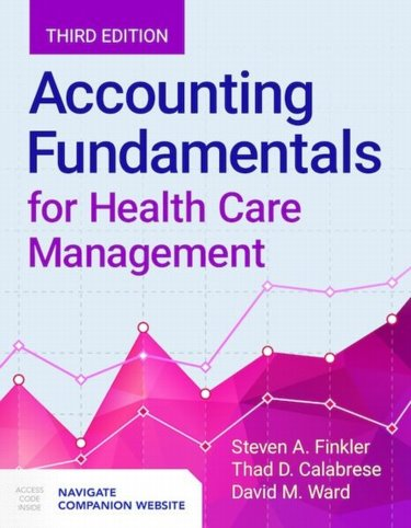 Accounting Fundamentals for Health Care Management. Text with Access Code Cover Image