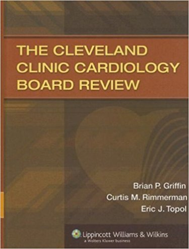 Cleveland Clinic Cardiology Board Review. Text with Internet Access Code Cover Image