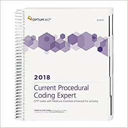 Current Procedural Coding Expert 2018: CPT Codes with Medicare Essentials Enhanced for Accuracy Cover Image