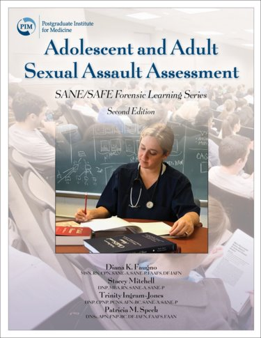 Adolescent and Adult Sexual Assault Assessment Cover Image