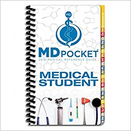 MDpocket Medical Reference Guide: Medical Student Edition 2018 Cover Image