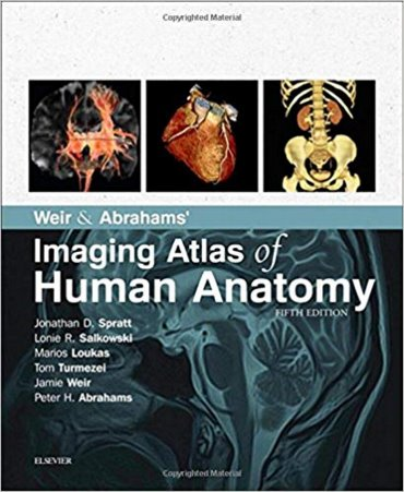 Imaging Atlas of Human Anatomy. Text with Internet Access Code Cover Image