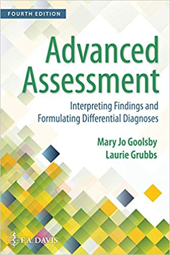 Advanced Assessment: Interpreting Findings and Formulating Differential Diagnoses Cover Image