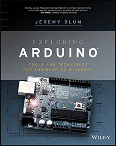 Adventures in Arduino: Tools and Techniques for Engineering Wizardry Cover Image
