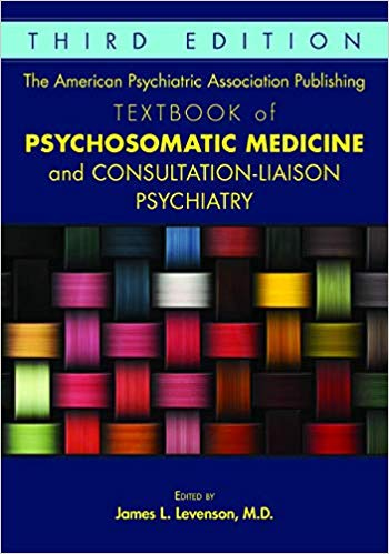 Textbook of Psychosomatic Medicine and Consultation-Liaison Psychiatry Cover Image