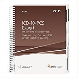 ICD-10-PCS Expert 2019 Cover Image