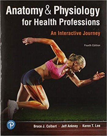 Anatomy and Physiology for Health Professionals: An Interactive Journey Cover Image