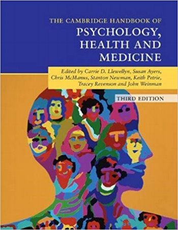 Cambridge Handbook of Psychology, Health and Medicine Cover Image