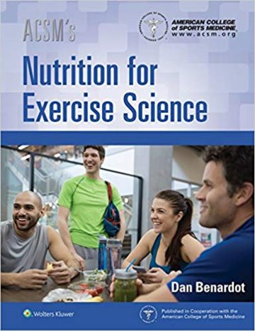 ACSMs Nutrition for Exercise Science. Text with Access Code Cover Image