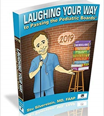 Laughing Your Way to Passing the Pediatric Boards 2019 Cover Image