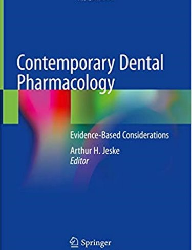 Contemporary Dental Pharmacology: Evidence-Based Considerations Cover Image