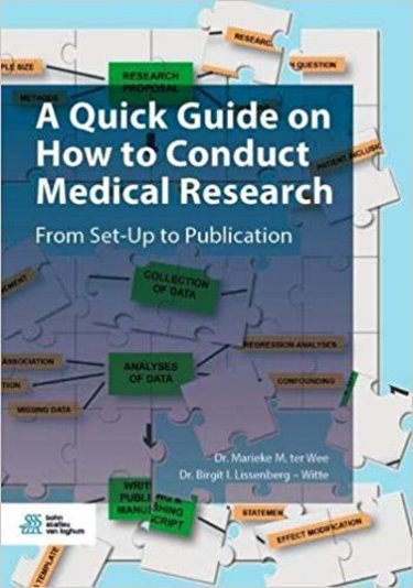 A Quick Guide on How to Conduct Medical Research:From Set-Up to Publication Cover Image