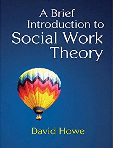 A Brief Introduction to Social Work Theory Cover Image