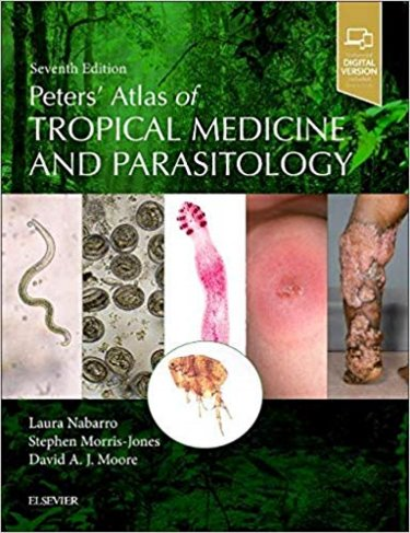 Peters Atlas of Tropical Medicine and Parasitology. Text with Access Code Cover Image