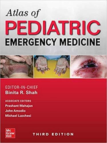 Atlas of Pediatric Emergency Medicine Cover Image