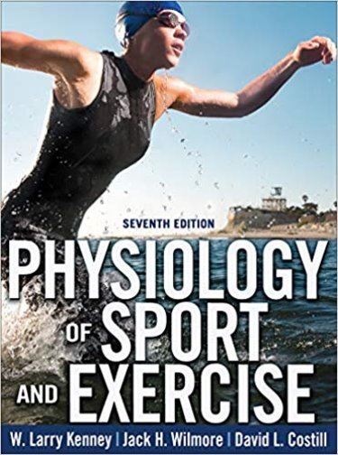 Physiology of Sport and Exercise. Text with Access Code Looseleaf Edition Cover Image