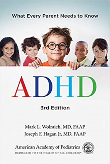 ADHD: What Every Parent Needs to Know Cover Image