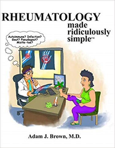 Rheumatology Made Ridiculously Simple Cover Image