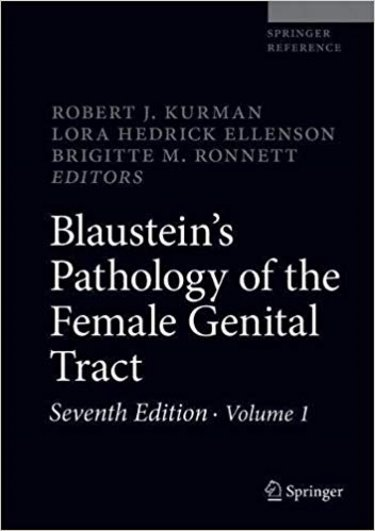 Blausteins Pathology of the Female Genital Tract Cover Image