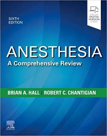 Anesthesia: A Comprehensive Review. Text with Access Code (Expert Consult) Cover Image