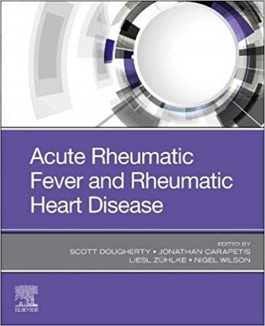 Acute Rheumatic Fever and Rheumatic Heart Disease Cover Image