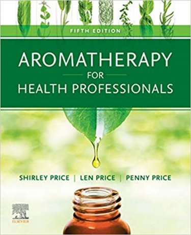 Aromatherapy for Health Professionals Cover Image