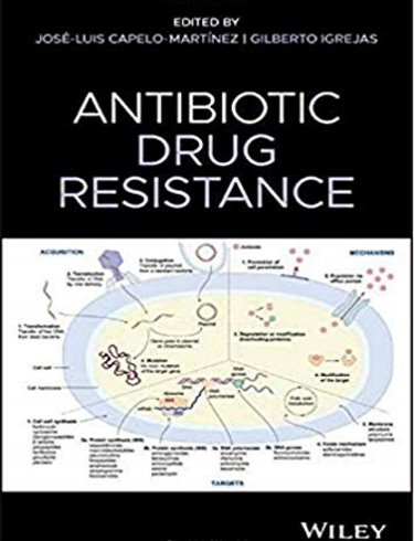 Antibiotic Drug Resistance Cover Image