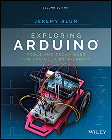 Exploring Arduino: Tools and Techniques for Engineering Wizardry Cover Image