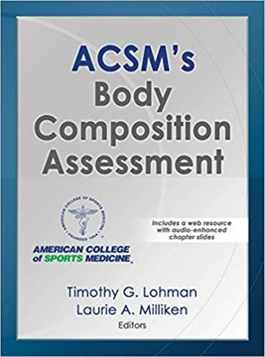 ACSMs Body Composition Assessment. Text with Access Code Cover Image