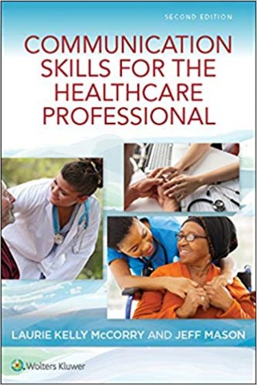 Communication Skills for the Healthcare Professional. Text with Access Code Cover Image