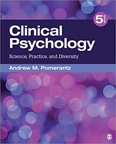 Clinical Psychology: Science, Practice, and Culture Cover Image