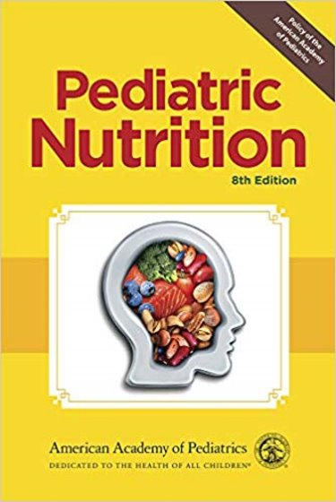 Pediatric Nutrition Cover Image