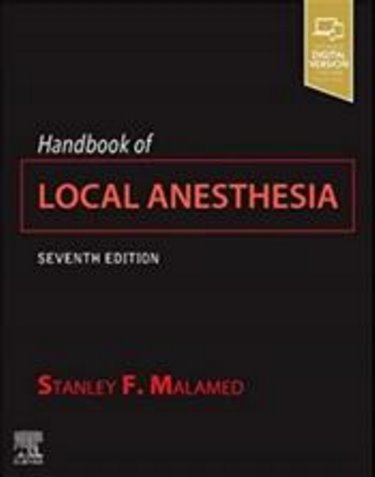 Handbook of Local Anesthesia Package. Includes Textbook and Access Code Cover Image